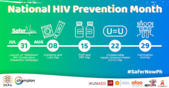 Bringing the Philippines Safer from HIV