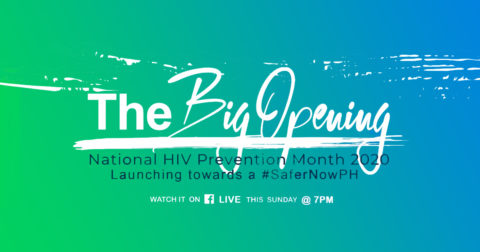 National HIV Prevention Month 2020
