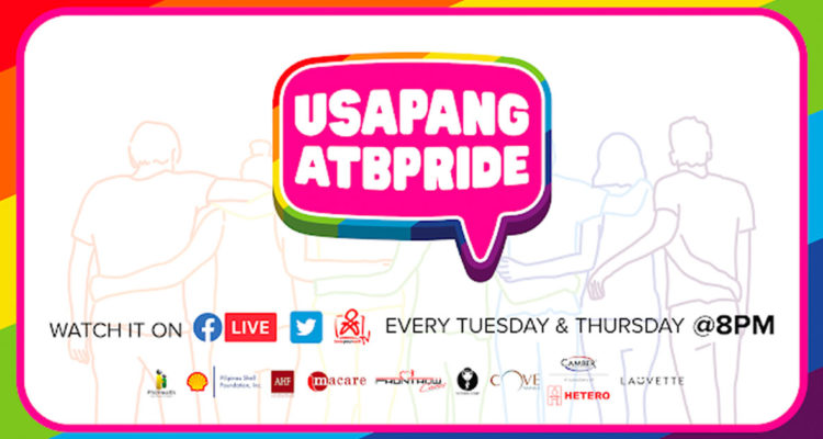 Usapang ATBPride: Intersex, Asexual, Queer, and Non-Binary